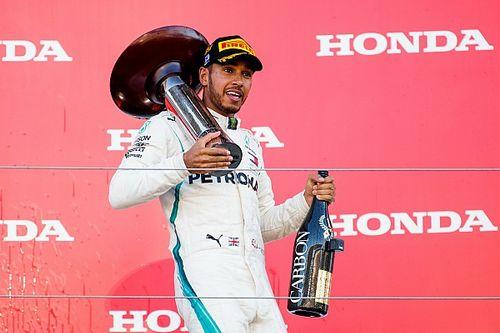 Relembre os 10 últimos vencedores do GP do Japão de Fórmula 1