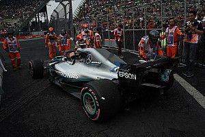 "Mercedes: Hamilton engine safe from ""unusual"" Bottas failure"