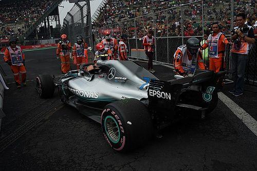 Mercedes: quebra de Bottas não é preocupação para Hamilton