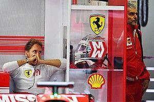 "Vettel perlu ""merasakan dukungan"" dari Ferrari"