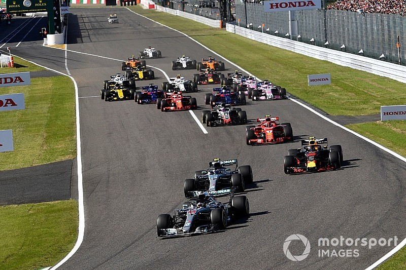 World Motor Sport Council keurt F1-kalender 2019 goed