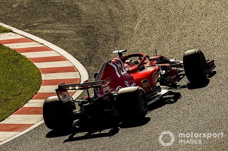 """Vettel: """"Túlságosan is megkönnyítettük a Mercedes dolgát"""""""