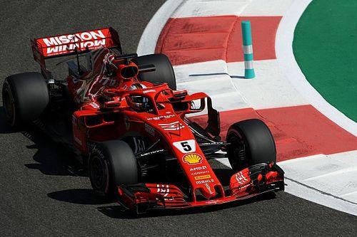 """Vettel: """"Dobbiamo migliorare molto per domani. Dalla SF71H possiamo imparare ancora qualcosa"""""""