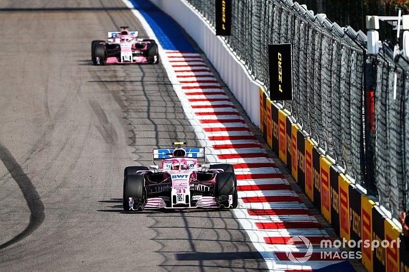 Le prix de rachat de Force India dévoilé