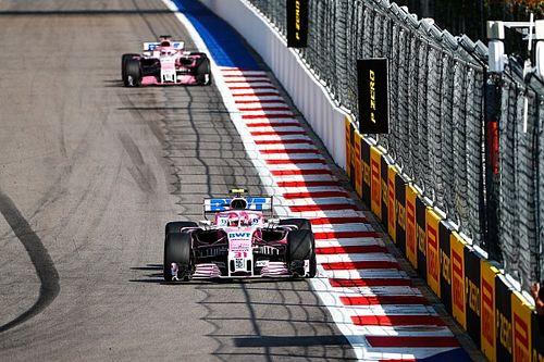 Racing Point pagou £90 milhões pela Force India; entenda