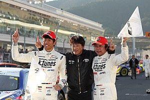 K-tunes RC F、逆転優勝の鍵は「タイヤと今季一番のピット作業」