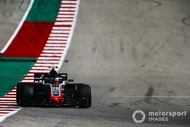 Neuvième à l'arrivée, Magnussen risque une disqualification