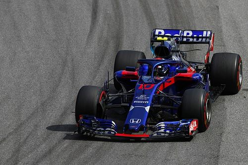 """Gasly denkt dat Toro Rosso """"alles moet herzien"""""""