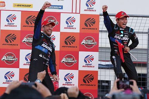Juara Super GT, Button teringat memori F1