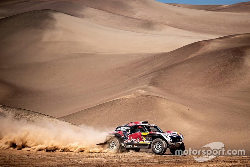 Dakar reveals details of 2020 Saudi Arabia route