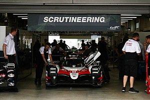 """Toyota acepta el ajuste de rendimiento """"para el WEC, no para Le Mans"""""""