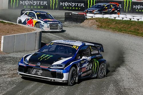 Germany World RX: Kristoffersson ends qualifying on top