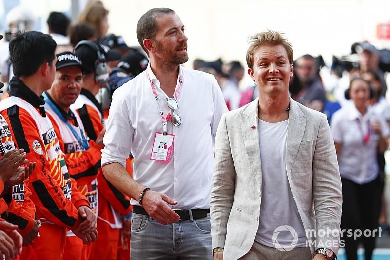 """Rosberg, Verstappen için sarf ettiği """"narsist"""" ifadesini olumlu olarak kullandığını belirtti"""