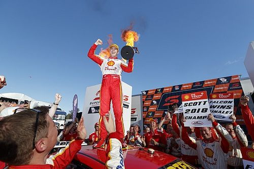 Supercars champ McLaughlin delivers on special promise
