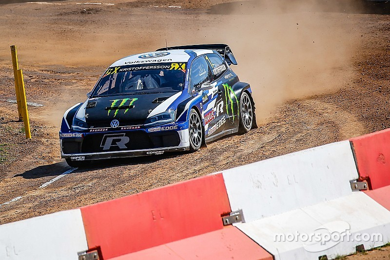 South Africa World RX: Kristoffersson ends title year with win