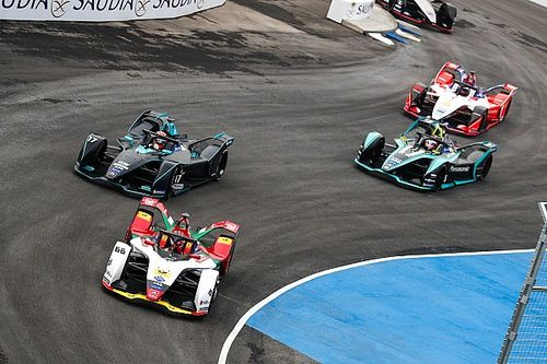 "Formula E losing ""unpredictability"" with flat-out Gen2 racing"