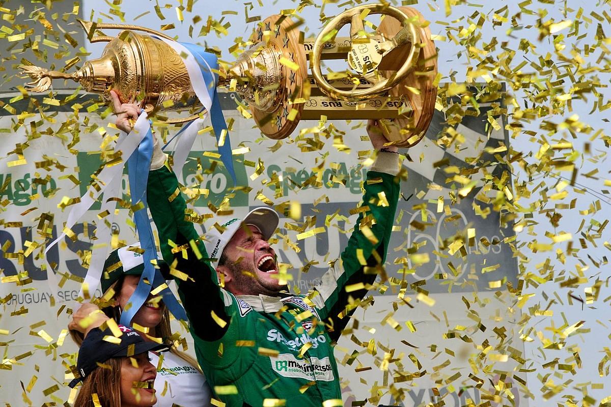 Personajes Latinos 2018: Agustín Canapino, el multicampeón argentino que llega a Daytona