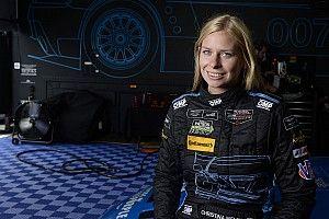 Christina Nielsen completa l'equipaggio tutto femminile del team MSR alla 24 Ore di Daytona