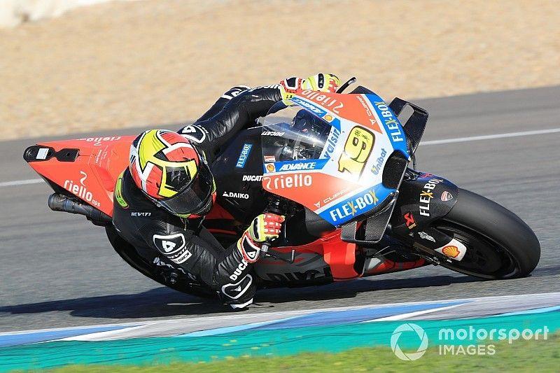 """Bautista: """"La MotoGP cansa menos que la del WorldSBK; esa se mueve como un flan"""""""