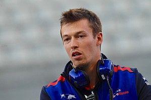 Chefe da Toro Rosso: nunca duvidamos do talento de Kvyat