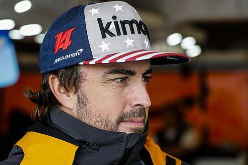 """Fernando Alonso: Volle IndyCar-Saison 2019 """"war nie eine Option"""""""