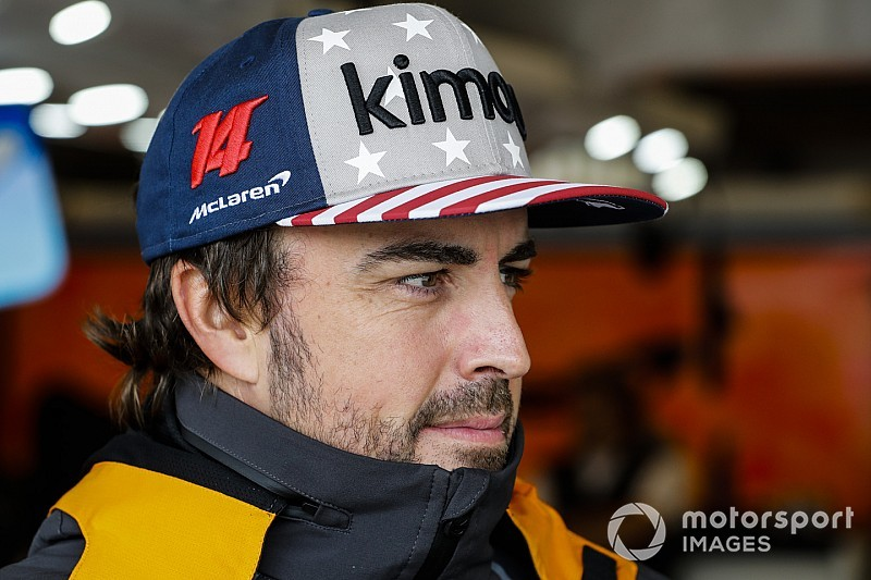 "Fernando Alonso: Volle IndyCar-Saison 2019 ""war nie eine Option"""