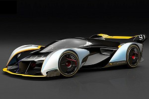 McLaren allegedly building Ultimate Vision Gran Turismo as BC-03