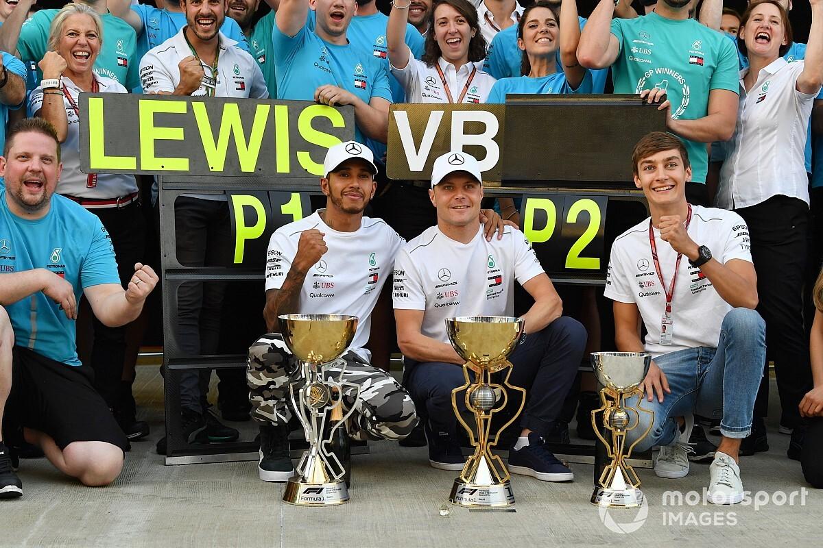 Hamilton ve Rosberg'in geçmişi, Russell için bir sorun yaratır mı?