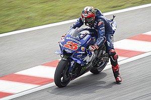 Sterke Viñales voor Marquez in derde training GP Maleisië