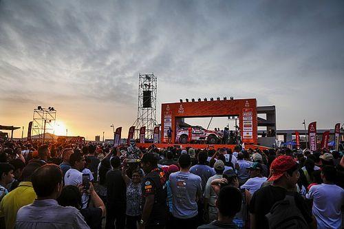 Exit Wevers in Dakar 2019 door gebroken voet navigator