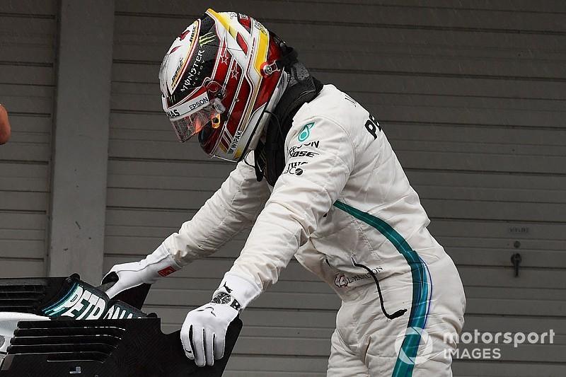 """Hamilton: Kicsit """"lábujjhegyen"""" teljesítettem a körömet"""