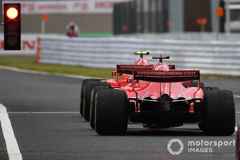 Ferrari's self-sabotage is handing 2018 to Mercedes