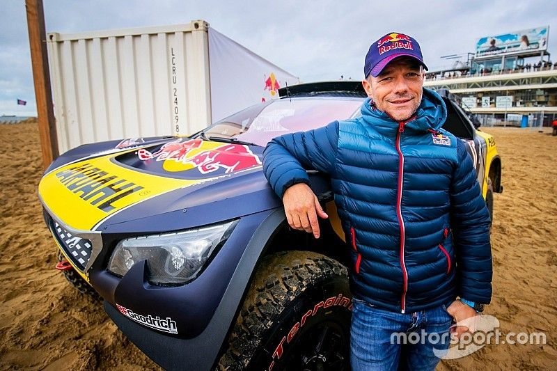 """Loeb will approach Dakar 2019 with """"humility"""""""