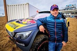 Dakar 2019, Loeb coba realistis