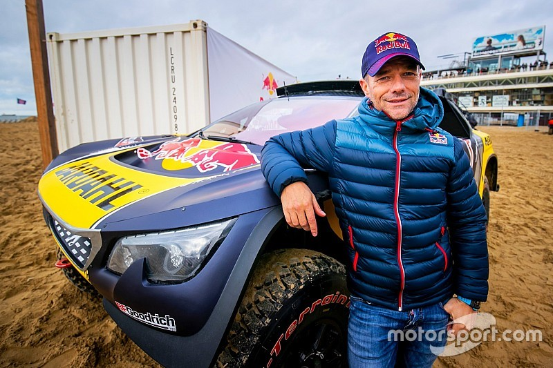 "Loeb will approach Dakar 2019 with ""humility"""