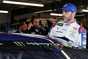 "Jimmie Johnson isn't done, ""can't wait to win and win often"""