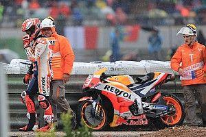 """Marquez: """"Ho commesso l'errore più grande dell'anno e ho chiesto scusa alla Honda"""""""