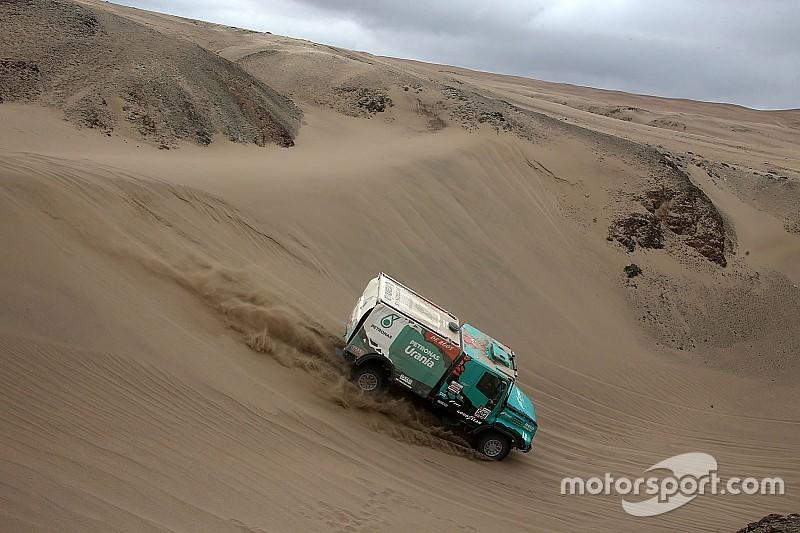 Dakar 2019: cuando un sensor se mueve 2 mm y pone en modo seguro el motor Cursor 13 de IVECO