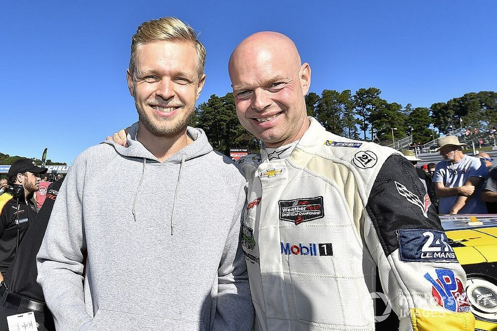 Insight: What it's like being the father of an F1 driver