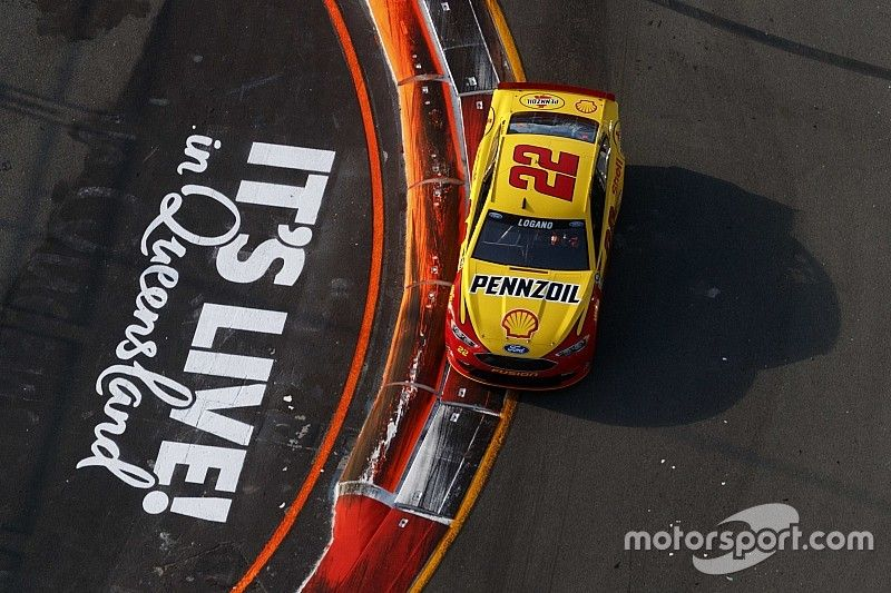 "Supercars star on NASCAR: ""I was holding on for dear life"""