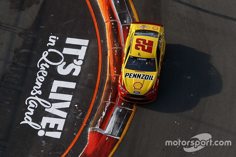 "Supercars star on NASCAR: ""I was holding on for dear life"""