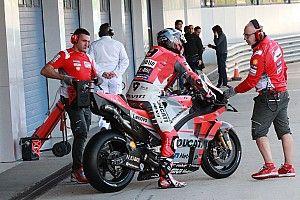 """Nouvelle Ducati : de nombreux tests pour """"une moto encore hybride"""""""