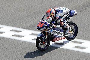 Moto3 Thailand: Di Giannantonio menang, Bezzecchi-Bastianini tersungkur