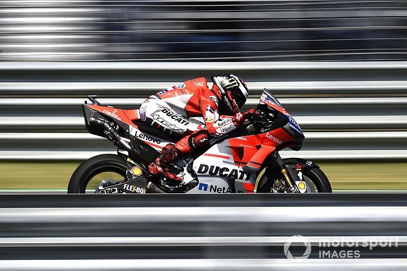 Jorge Lorenzo: Wechsel zu Ducati schwieriger als MotoGP-Aufstieg 2008