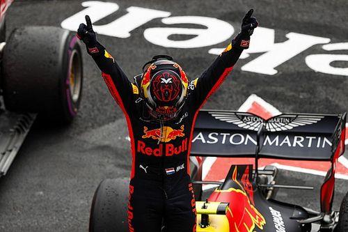 How Verstappen's dominance stole Hamilton's thunder