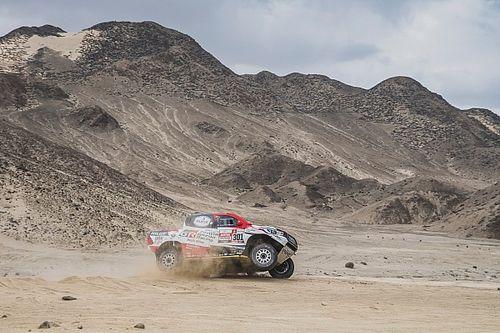 Alonso pode testar carro que Toyota utiliza no Dakar