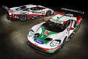 Ford, Ganassi unveil retro liveries for Rolex 24 at Daytona