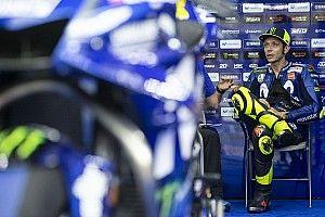 """Rossi : """"Pour moi, les problèmes ne sont pas réglés"""""""