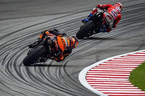 MotoGP past tijdschema voor Grand Prix van Maleisië aan