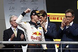 Relembre as atuações de gala de Verstappen na F1